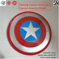mainan tameng Captain America shield /avenger senjata superhero weapon