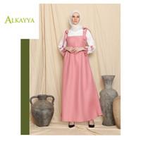 Grosir Baju Busana Muslim KAIFIYA DRESS by Alkayya