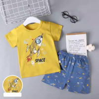 Baju harian anak / santai / import / pakaian rumah / cowok / cewek