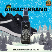 Spray Penghilang bau Sepatu Arback Antibacterial Pelngkp Shoes Cleaner