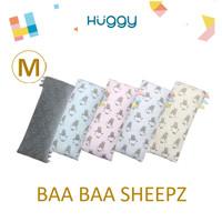 Baa Baa Sheepz Bed Time Buddy MEDIUM Baabaasheepz Bantal Bayi