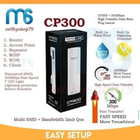 TOTOLINK CP300 Wireless Outdoor AP/Client 300Mbps Mirip CPE220