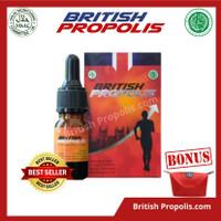 BRITISH PROPOLIS 100% ORIGINAL/OBAT KOLESTEROL PALING AMPUH