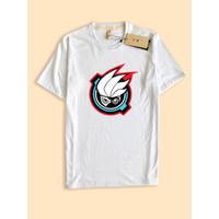 Kaos TShirt Baju Kamen Rider satria baja hitam kartun