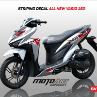 sticker decal print cutting vario all new 150