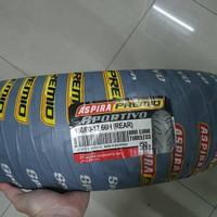 ban aspira ring 17 ukuran 150 60 sportivo premio ninja 250 cbr 150 250