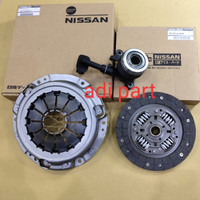 kopling set nissan datsun go nissan march