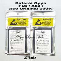 Baterai Oppo BLP601 / BLP 601 / F1S / A53 / A59 Original 100% Battery