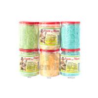Arum Manis Rambut Nenek Melon / Bubble Gum/ Durian Arbanat PR Toples