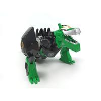 Mainan Robot Robotan Dinosaurus Cool Deformation Dinosaur