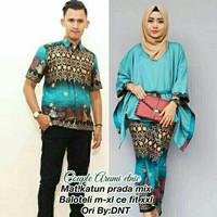 Couple Arumi Kebaya Lowo Batik Modern