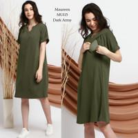 Justmom Nursingwear Baju hamil dan menyusui MAUREEN