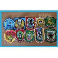Custom Badge Bordir