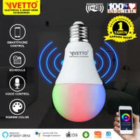 VETTO Smart Light Bulb 12W RGBWW - Wifi Wireless IoT Home Automation