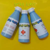 Alkohol 70 % 100 ml / alkohol 100 ml 70 persen / antiseptik 70 % alk