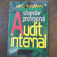 Buku Audit Internal Standar Profesional