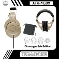 Audio-Technica ATH-M30x ATH M30x M30 Champagne Gold Special Edition