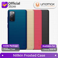 Hard Case Samsung Galaxy S20 FE Nillkin Frosted