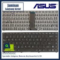 Keyboard laptop Asus 1215 1215N 1215B 1215P 1225 1225B 1225C Hitam ORI