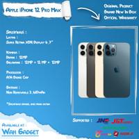 Iphone 12 Pro Max / 12 Pro 512GB 256GB 128GB Blue Gold Silver Resmi - 128 2nd LikeNew, Pacifict Blue