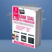 BUKU PELAJARAN SMA 1 FOR ALL BANK SOAL FULL PEMBAHASAN