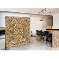 Sketsel Room Divider Pembatas Ruangan Partisi Lipat - Path Stone