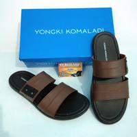 Sandal pria/sandal cowo yongki komaladi