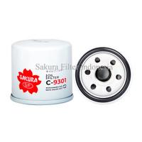Oil Filter Suzuki Inazuma, Aprilia 1.0cc Thn 2009. 2012 C-9301