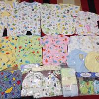 Paket baju bayi baru lahir (newborn) kiloan