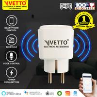 VETTO Smart Plug Wifi Wireless - Smart Home