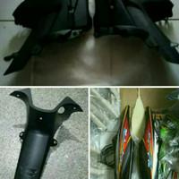 cover body belakang sambungan body dan tengah Supra fit new