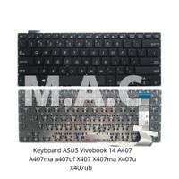 Keyboard ASUS Vivobook 14 A407 A407ma a407uf X407 X407ma X407u