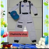 Baju Anak Kostum Astronot Nasa Pilot
