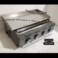 Mesin Panggang Grill Gas Otomatis Pemanggang Tepanyaki Dorayaki
