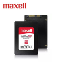 SSD MAXELL 240GB SATA III Read : Up To 500 MB/s