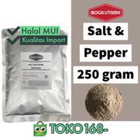 250 gr Salt & Pepper Seasoning/Bumbu Salt & Pepper Taiwanese Chicken