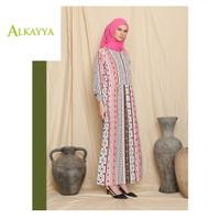 Grosir Baju Busana Muslim KAHANI DRESS by Alkayya