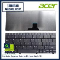Keyboard Laptop Acer 722 Aspire One 722 721 753H 751H - Hitam