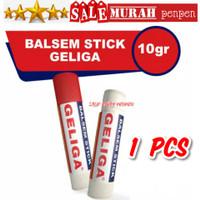 Cap Lang GELIGA STICK 10 GR (1 PCS) BALSEM STICK GELIGA 10GR