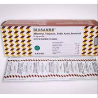 Biosanbe Kapsul - Biosanbe Capsule - Suplemen - Suplemen Kesehatan