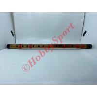 Seruling Bambu Tradisional China Kunci F Dizi Flute Suling Cina Sopran