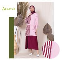 Grosir Baju Busana Muslim Murah Gerbera Tunic by Alkayya