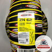 Zeneos ZN62 150/60-14 Ban Aerox Xmax Tubeless BONUS Pentil
