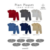 ARDENLEON Plain Playset SET.SS.06