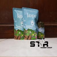 KOPE ORIGINAL 100ML KOPI JAWA BY INDONESIAN JUICES X FORTWENTY E JUICE