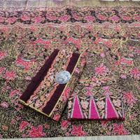 kain batik sarimbit bahan doby trusmi cirebon asli murah