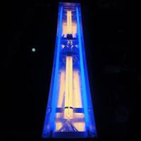 Lampu Taning Arwana Kombinasi Aquazonic Blue & PLL Polland 827