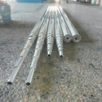 Pipa Aluminium Bahan Antena rig ht tebal 1,2 mm panjang 150cm ALKAN