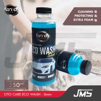 OTO CARE ECOWASH - SNOW AUTOMOTIVE SHAMPOO 250ml/shampoo mobil motor