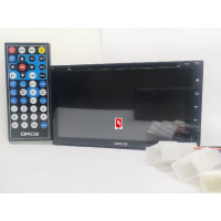 ORCA RC-9880 Double Din DVD MP3 MP4 USB FM Bluetooth AutoLink Player